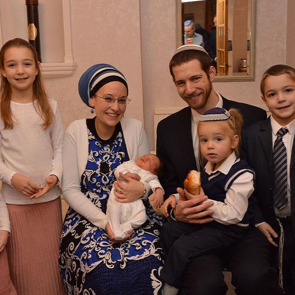 Rav Eliyahu & Jocheved Silverman